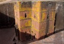 Church of Saint George in Lalibela, a rock-hewn church