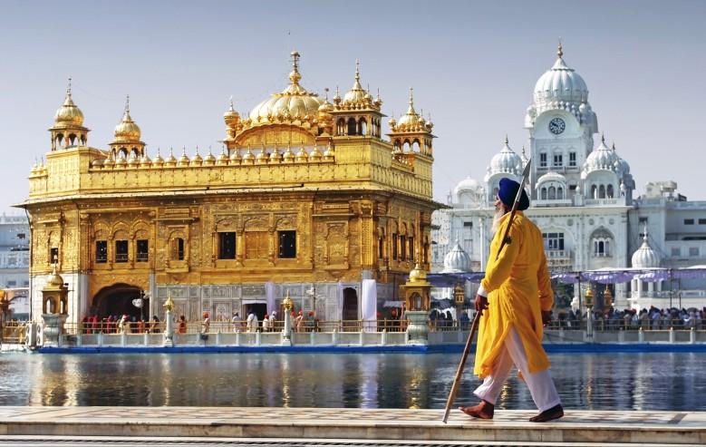 Golden Temple i Amritsar, Sikhernas heligaste plats