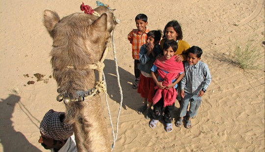 Great Camel Tour