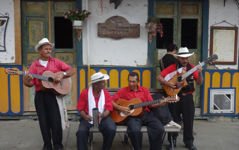Musiker i Salento
