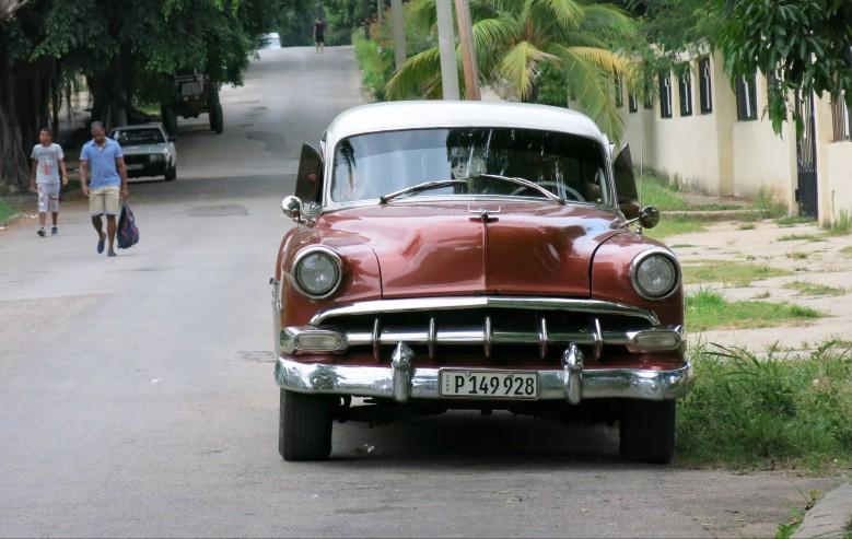 Gammal jänkare i Havanna