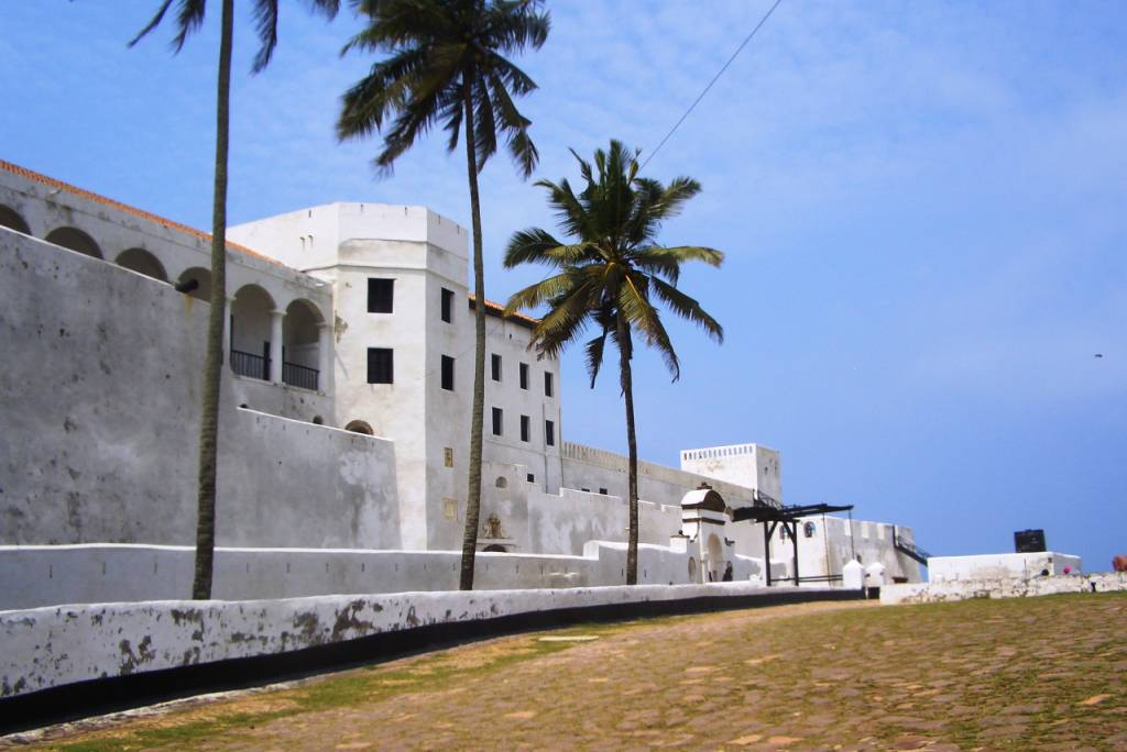Slavfort Cape Coast