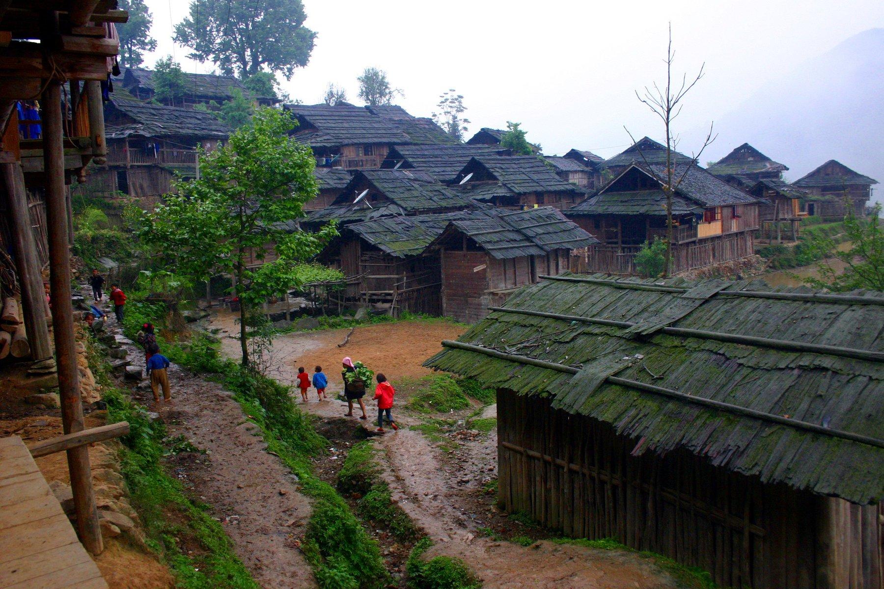 Kina vill vacka liv i landsbygden